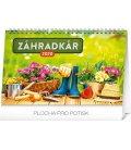Table calendar Gardening 2020