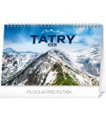 Table calendar Tatras 2020