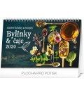 Table calendar Herbs and tea SK 2020