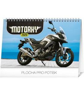 Table calendar Bikes SK 2020