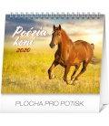 Table calendar Horses SK 2020