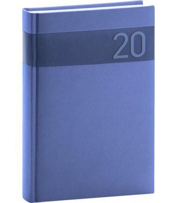 Daily diary A5 Aprint 2020