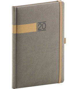 Weekly diary A5 Twill 2020
