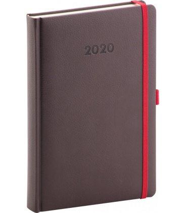 Daily diary A5 Luzern 2020