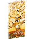 Monthly Pocket Diary planning Gustav Klimt  2020