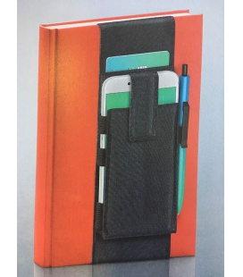 Textile diary sleeve 6,5 × 50 cm 2020