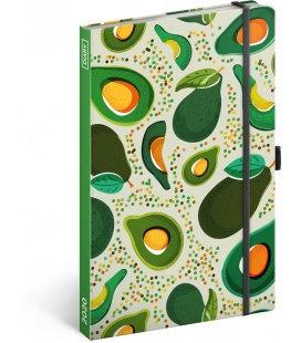 Weekly diary A5 Avocado 2020