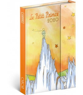 Magnetic weekly diary Le Petit Prince – Mountain 2020