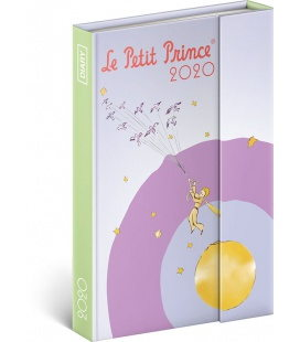 Magnetic weekly diary Le Petit Prince – Planet 2020