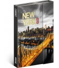 Magnetic weekly diary New York 2020