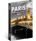 Magnetic weekly diary Paris 2020