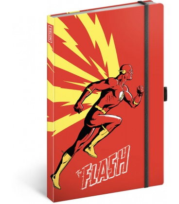 Notebook A5 Flash, lined 2020