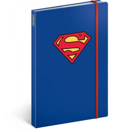 Notebook A5 Superman – Symbol, lined 2020