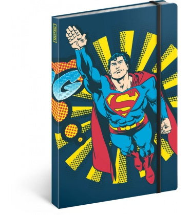 Notebook A5 Superman – Bang, lined 2020