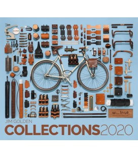 Wall calendar Collections - Jim Golden 2020