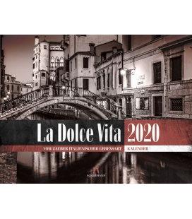 Wall calendar La Dolce Vita - Italienische Lebensart 2020