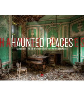 Wall calendar Haunted Places - Lost Places 2020