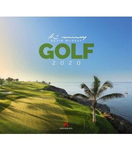 Wall calendar Golf 2020