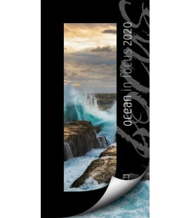 Wall calendar Ocean in Focus 2020