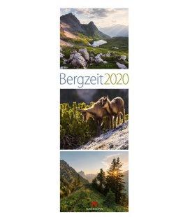 Wall calendar Bergzeit 2020