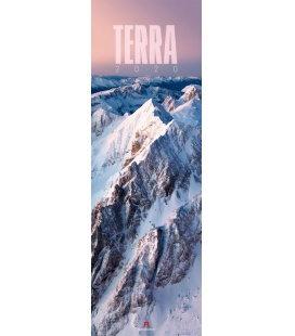 Wall calendar Terra 2020