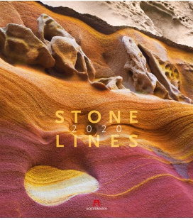 Wall calendar Stonelines 2020