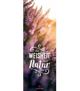 Wall calendar Die Weisheit der Natur 2020