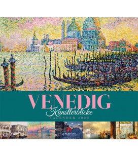 Wall calendar Venedig - Künstlerblicke 2020
