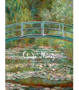 Wall calendar Claude Monet - Wasser und Licht 2020