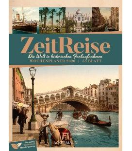 Wall calendar ZeitReise - Wochenplaner 2020