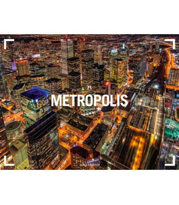 Wall calendar Metropolis - Ackermann Gallery 2020