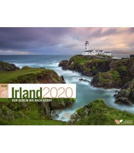 Wall calendar Irland ReiseLust 2020