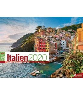 Wall calendar Italien ReiseLust 2020