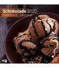 Wall calendar Schokolade 2020