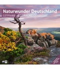 Wall calendar Naturwunder Deutschland 2020