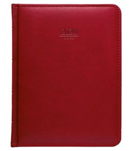 Daily Diary B6 Gemma red 2020