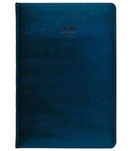 Weekly Diary B5 Atlas blue 2020