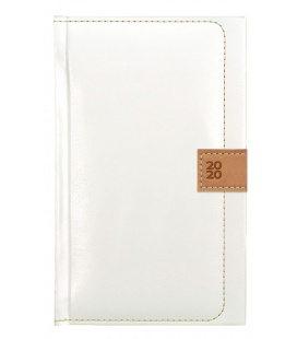 Weekly Pocket Diary Nody white 2020