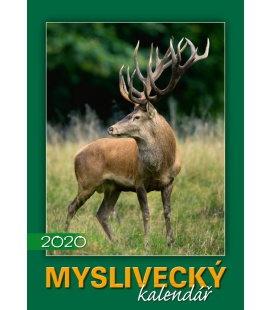 Wall calendar Myslivecký kalendář 2020