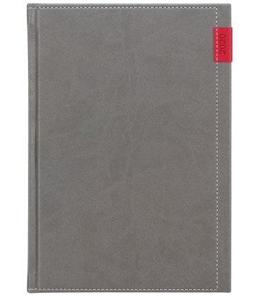 Daily Diary A5 Joy grey, red SK 2020