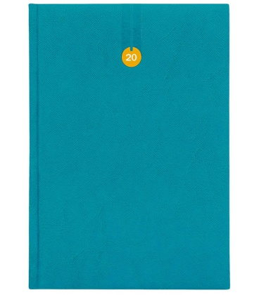 Daily Diary A5 Uno blue SK 2020