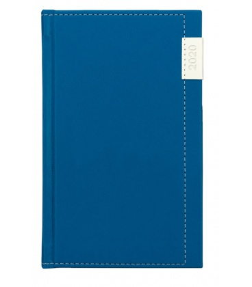Weekly Pocket Diary Joy blue, white SK 2020