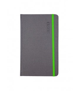 "Weekly Diary - Notepad ""TREND"" Plátno grey, green 2020"