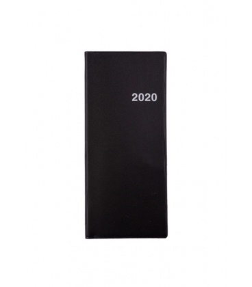 Diary - Planning monthly notebook 718 PVC 2020