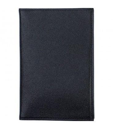 Diary - Planning monthly notebook 919 Kůže black 2020