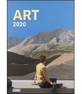 Wall calendar ART Malerei heute 2020
