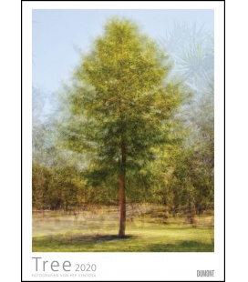 Wall calendar Pep Ventosa: Tree 2020