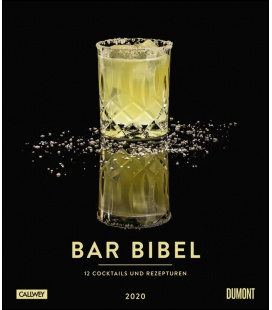 Wall calendar Bar Bibel 2020