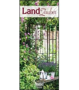 Wall calendar Landzauber  2020