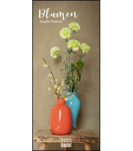Wall calendar Blumen 2020